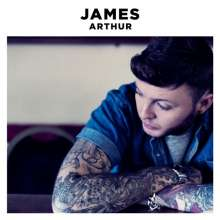 James Arthur: James Arthur  + Bonustracks (Deluxe Edition), 2 CDs
