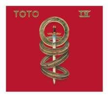 Toto: Toto IV (Alben für die Ewigkeit), CD