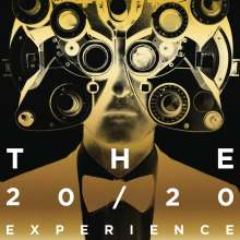 Justin Timberlake: 20/20 Experience: The Complete Experience (Clean Version), 2 CDs