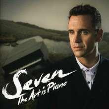 Seven (Soulsänger): The Art Is Piano, CD