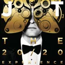 Justin Timberlake: The 20/20 Experience: 2 Of 2 (Explicit), CD
