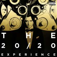 Justin Timberlake: The 20/20 Experience: 2 Of 2 (Deluxe Edition) (Explicit), 2 CDs
