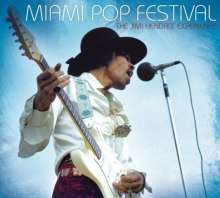 Jimi Hendrix: Miami Pop Festival, CD