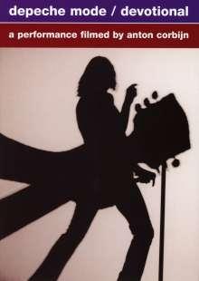 Depeche Mode: Devotional: A Peformance Filmed By Anton Corbijn, 2 DVDs