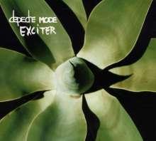 Depeche Mode: Exciter, 1 CD und 1 DVD