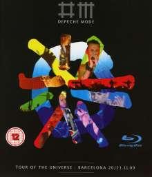 Depeche Mode: Tour Of The Universe: Barcelona 20/21.11.09, 2 Blu-ray Discs