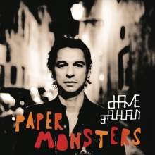 Dave Gahan: Paper Monsters, CD