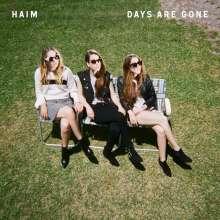 Haim: Days Are Gone (180g), 2 LPs