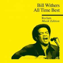 Bill Withers: All Time Best: Reclam Musik Edition, CD