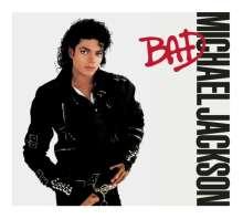 Michael Jackson: Bad, CD