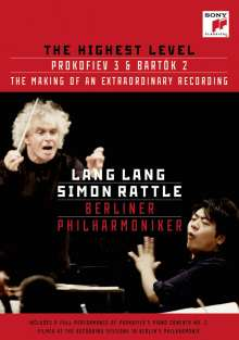 Lang Lang - At the Highest Level (Dokumentation), DVD