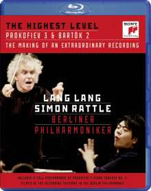 Lang Lang - At the Highest Level (Dokumentation), Blu-ray Disc
