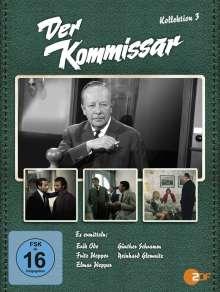 Der Kommissar Kollektion 3 (Folgen 50-73), 6 DVDs
