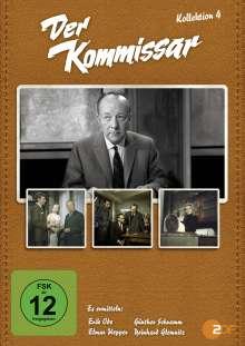 Der Kommissar Kollektion 4 (Folgen 74-82,84-86,88-97), 6 DVDs