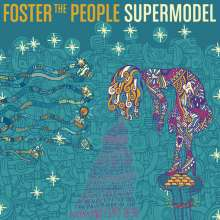 Foster The People: Supermodel, CD