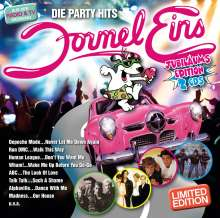 Formel Eins: 80s Party Hits (Limited Edition), 2 CDs