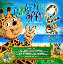 Giraffenaffen 2, CD