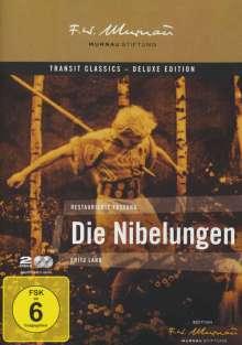 Die Nibelungen (1924), 2 DVDs