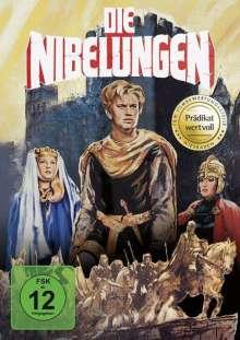 Die Nibelungen (1967), DVD