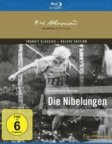 Die Nibelungen (1924) (Blu-ray), Blu-ray Disc