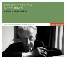 Frederic Chopin (1810-1849): Nocturnes Nr.1-12, CD