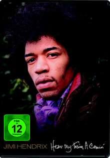 Jimi Hendrix: Hear My Train A Comin', DVD