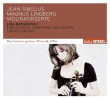 Lisa Batiashvili spielt Violinkonzerte, CD