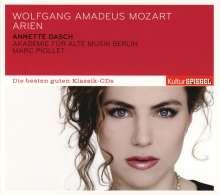 Annette Dasch - Mozart, CD