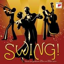Swing!: Musik der goldenen Zwanziger, CD