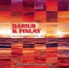 Darius & Finlay: Do It All Night Vol.3, 2 CDs