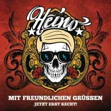 Heino: Mit freundlichen Grüßen - Jetzt erst recht!, CD