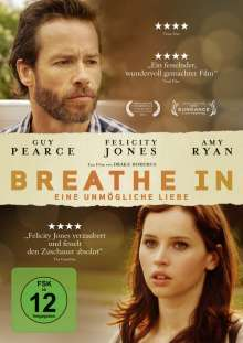 Breathe In, DVD