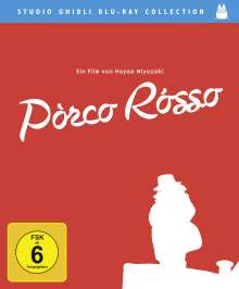 Porco Rosso (Blu-ray), Blu-ray Disc