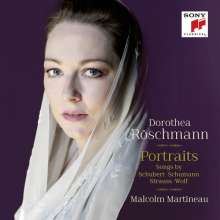 Dorothea Röschmann - Portraits, CD