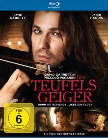 Der Teufelsgeiger (Blu-ray), Blu-ray Disc