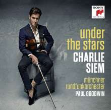 Charlie Siem - Under the Stars, CD