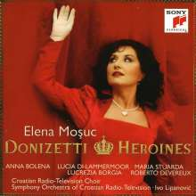 Elena Mosuc - Donizetti Heroines, CD