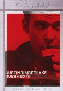 Justin Timberlake: Justified: The Videos (The Platinum Collection), DVD