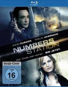 Numbers Station (Blu-ray), Blu-ray Disc
