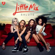Little Mix: Salute, CD