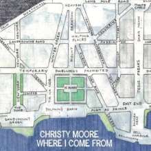 Christy Moore: Where I Come From, 3 CDs