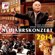 Neujahrskonzert 2014 der Wiener Philharmoniker, 2 CDs