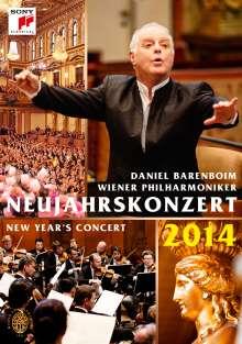 Neujahrskonzert 2014 der Wiener Philharmoniker, DVD
