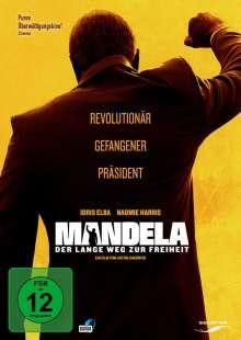 Mandela - Der lange Weg zur Freiheit, DVD