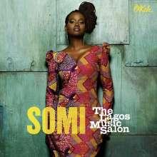 The Lagos Music Salon, CD