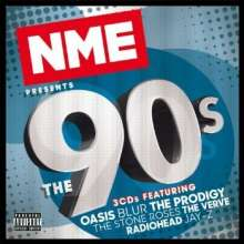 NME Presents The 90s, 3 CDs