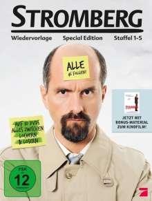 Stromberg Staffel 1-5 (Deluxe Version), 10 DVDs
