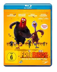 Free Birds (Blu-ray), Blu-ray Disc
