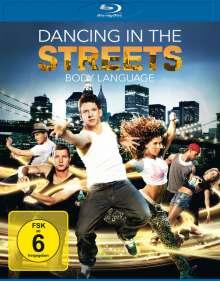 Dancing in the Streets (Blu-ray), Blu-ray Disc