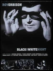 Roy Orbison: Black & White Night, DVD